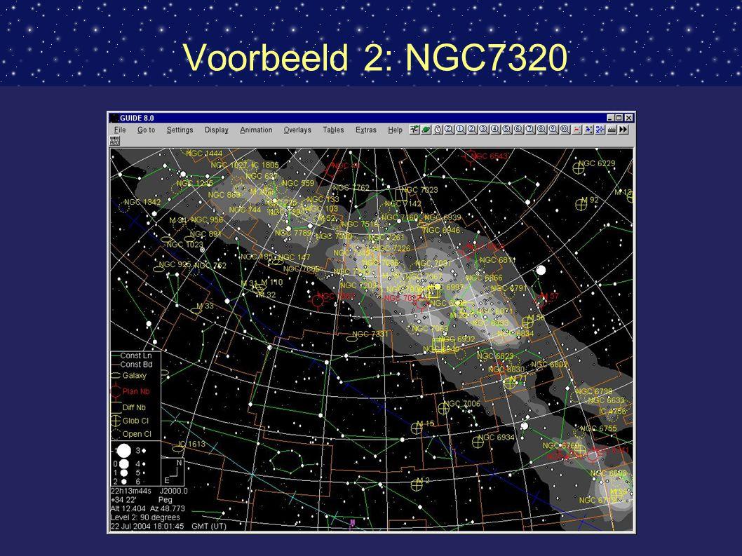 Voorbeeld 2: NGC7320