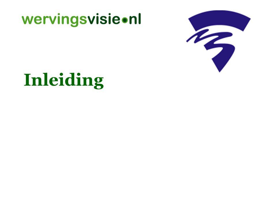 Taken van de backoffice Organisatiebrede employer branding Advisering: boodschappen, middelen en media Ondersteuning directe werving Ondersteuning selectie ICT, contracten en financiën
