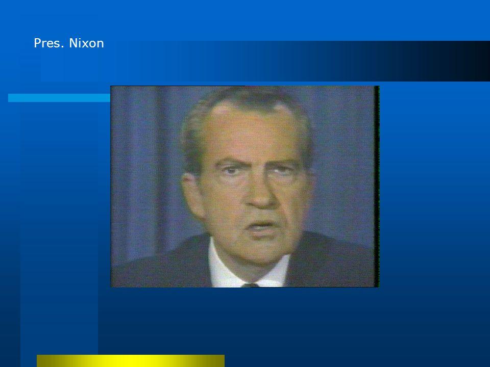 Pres. Nixon