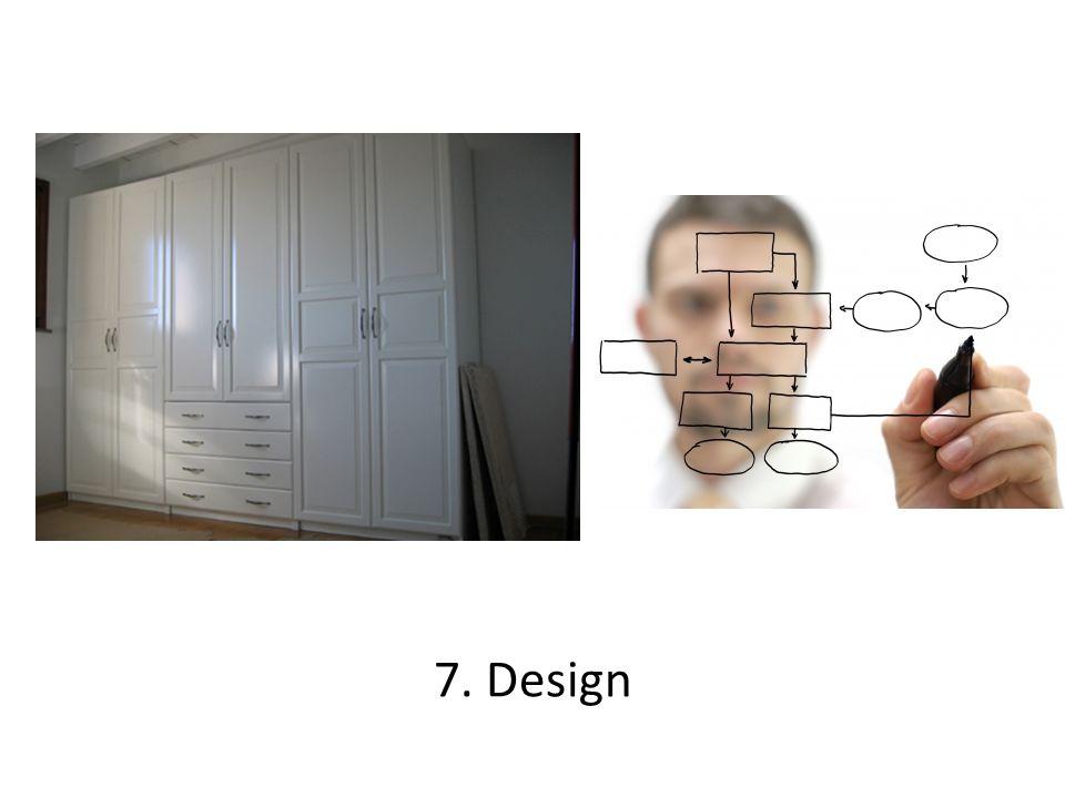 7. Design