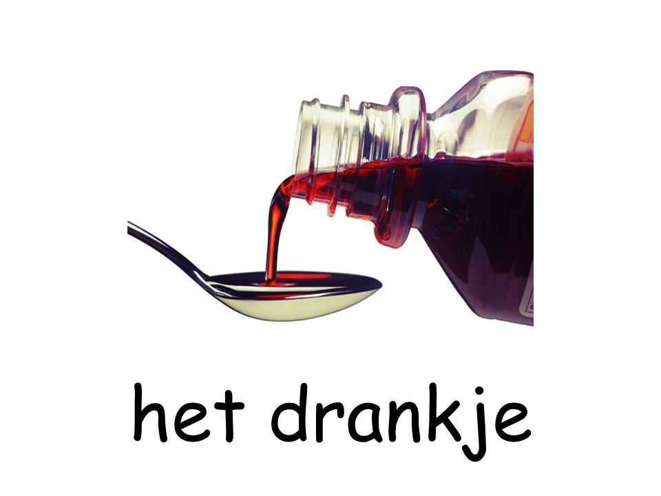het drankje