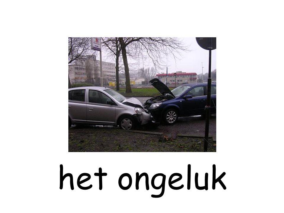 het ongeluk