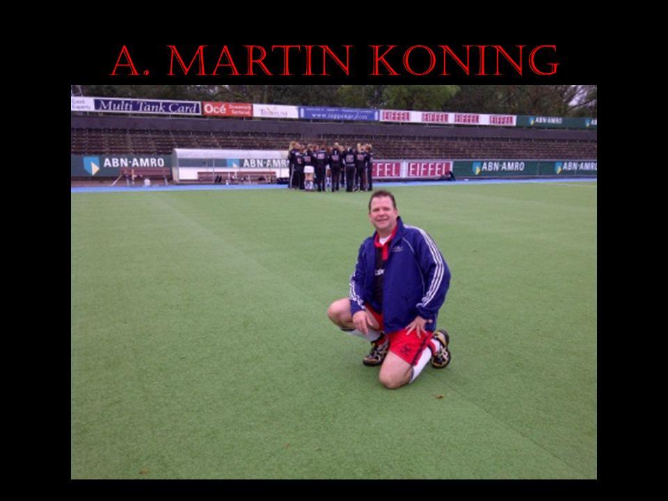 A. Martin Koning