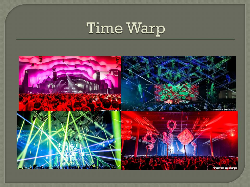 http://youtu.be/f2I2YJ_y-D0 Official Aftermovie Time Warp 2012