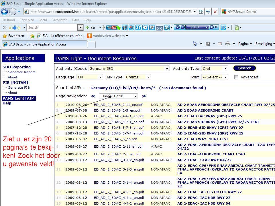 U ziet het een schat aan informatie, allemaal gratis! Harm Weistra KLM764 VA