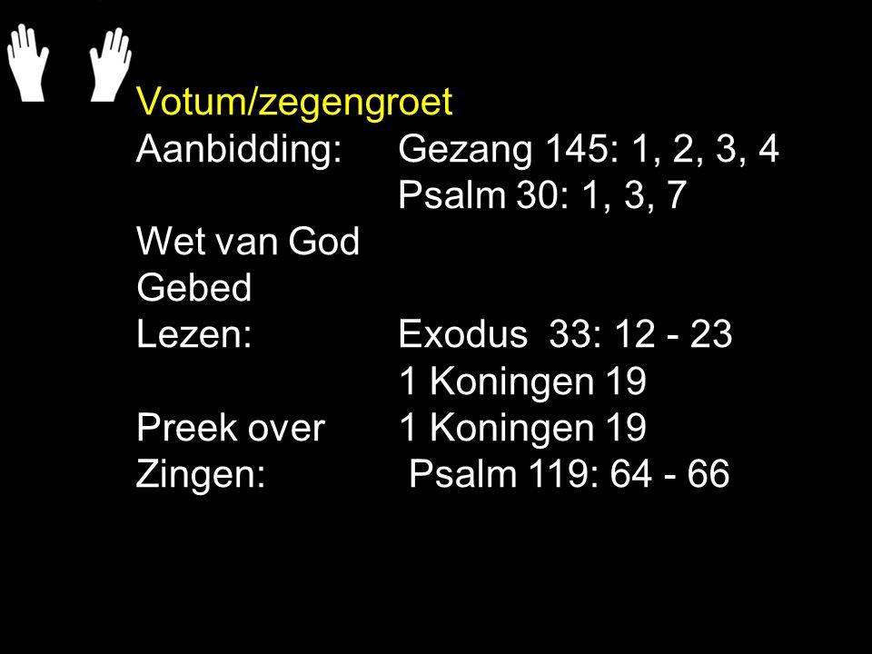 1.Hoe God Elia heel teer door de engel verzorgt, verzen 5-7.