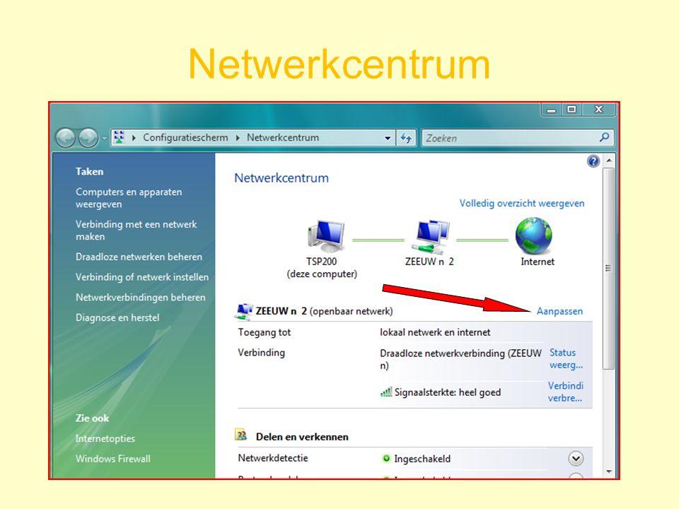 Netwerkcentrum