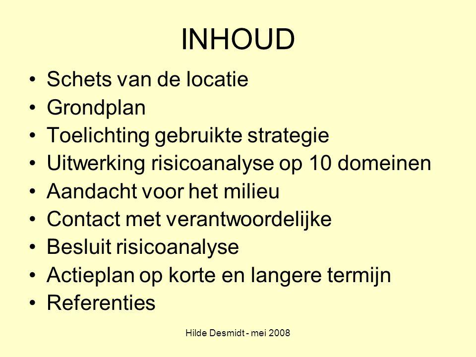 Hilde Desmidt - mei 2008 7.