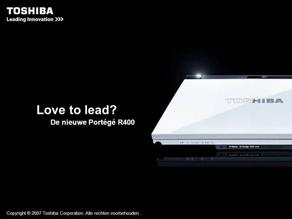 Copyright © 2007 Toshiba Corporation. Alle rechten voorbehouden.