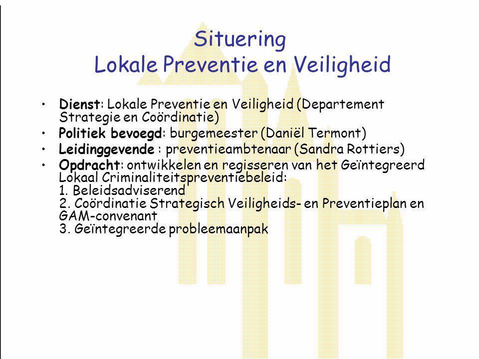 Praktijkvoorbeeld 3 Checklist ondergrondse parkeergarages Probleem: onveiligheidsgevoel (vrouwelijke) gebruikers vs.