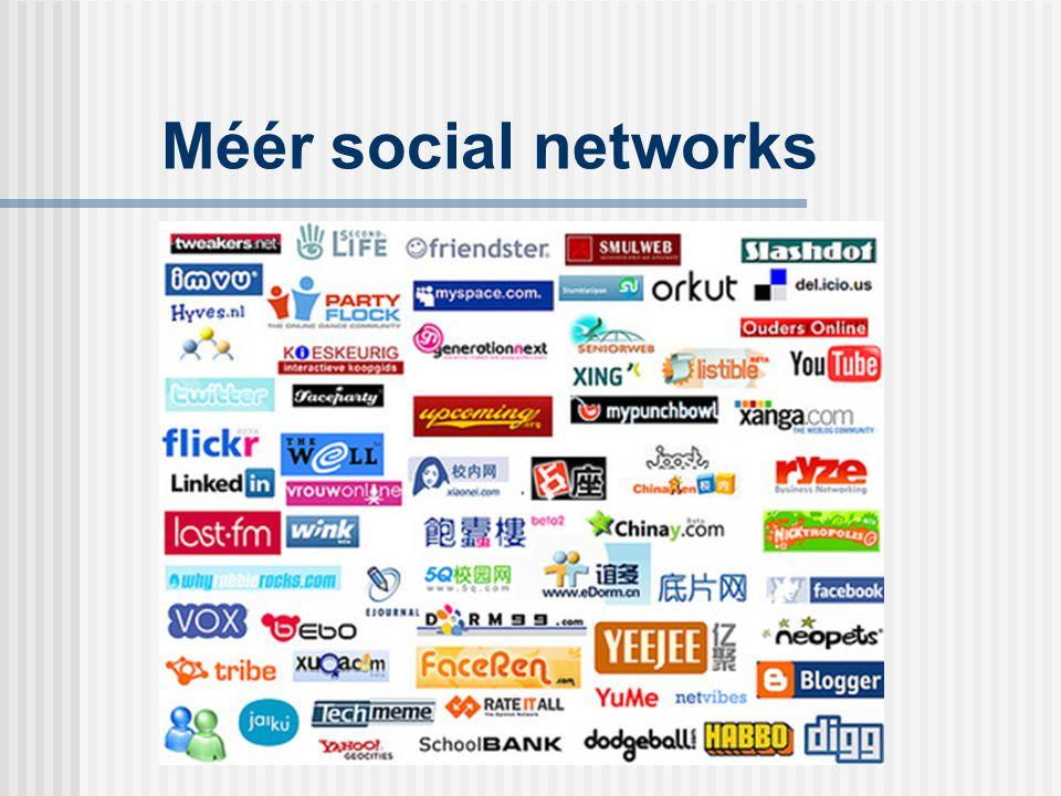 Méér social networks