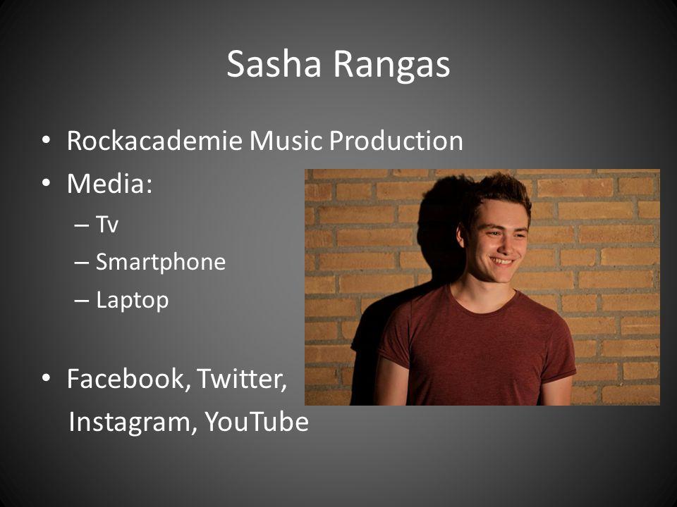Youri Schell Sintlucas Audiovisuele Vormgeving Rockacademie Music Production Media: – Tv – Smartphone – Laptop – Krant Facebook, Soundcloud, Twitter, G+