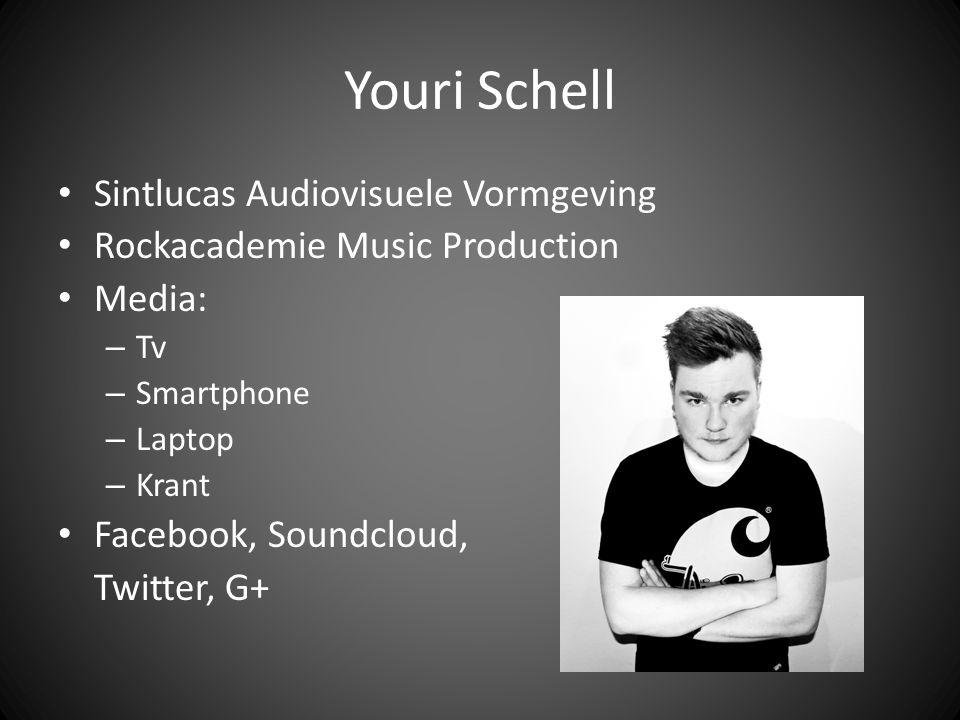 Ingo Oosterbaan SCW Niveau 4 Rockacademie Basgitarist Media: – Laptop – Krant Facebook, YouTube, Wordpress