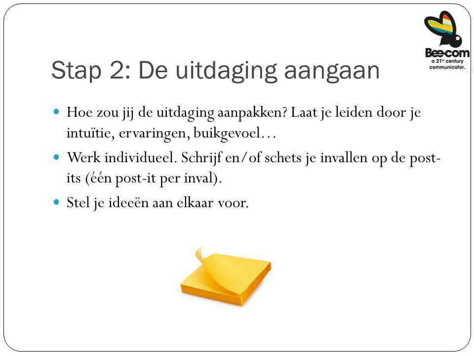 Stap 12: Ontwikkelen Draai de kleine zeshoeken bij de fase Ontwikkelen om.