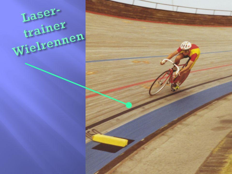 Neven functies van de laser: 1.Knipperen 2. Reclame boodschappen 3.