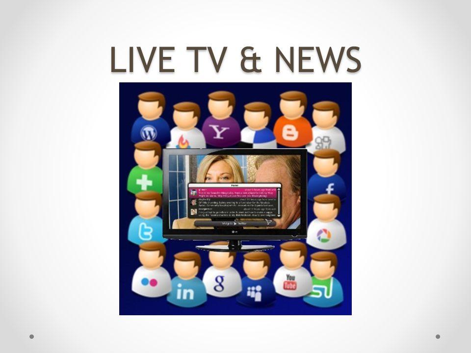 LIVE TV & NEWS