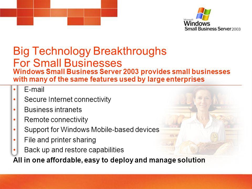 SC Essentials Resources SCE websitewww.microsoft.com/SCE SMB Virtualization website http://www.microsoft.com/virtualization/en/us/ solution-smb.aspx SCE product team blogblogs.technet.com/SystemCenterEssentials SCE product team tweetsTwitter.com/SCEssentials SCE podcasts on TechNet edge.technet.com/tags/SCE Download the RC http://technet.microsoft.com/en- us/evalcenter/ee470677.aspx Ask questions to the Essentials team http://go.microsoft.com/fwlink?linkid=142977