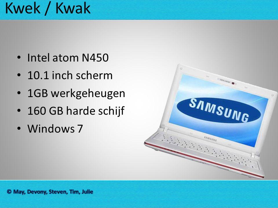 Waarom de Samsung netbook Hij is lekker compact Intel processor 160 GB harde schijf Dus een goede laptop om op internet te surfen maar hij is niet geschikt om te game