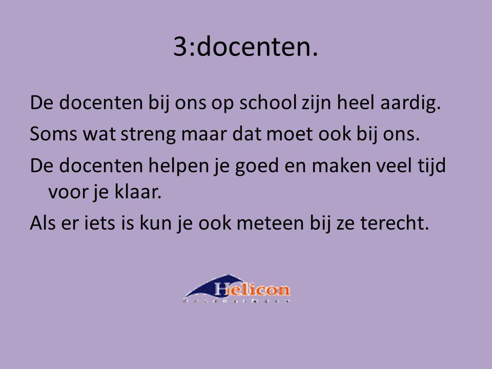 4:activiteiten.Bij Nederlands worden er veel activiteiten gedaan.