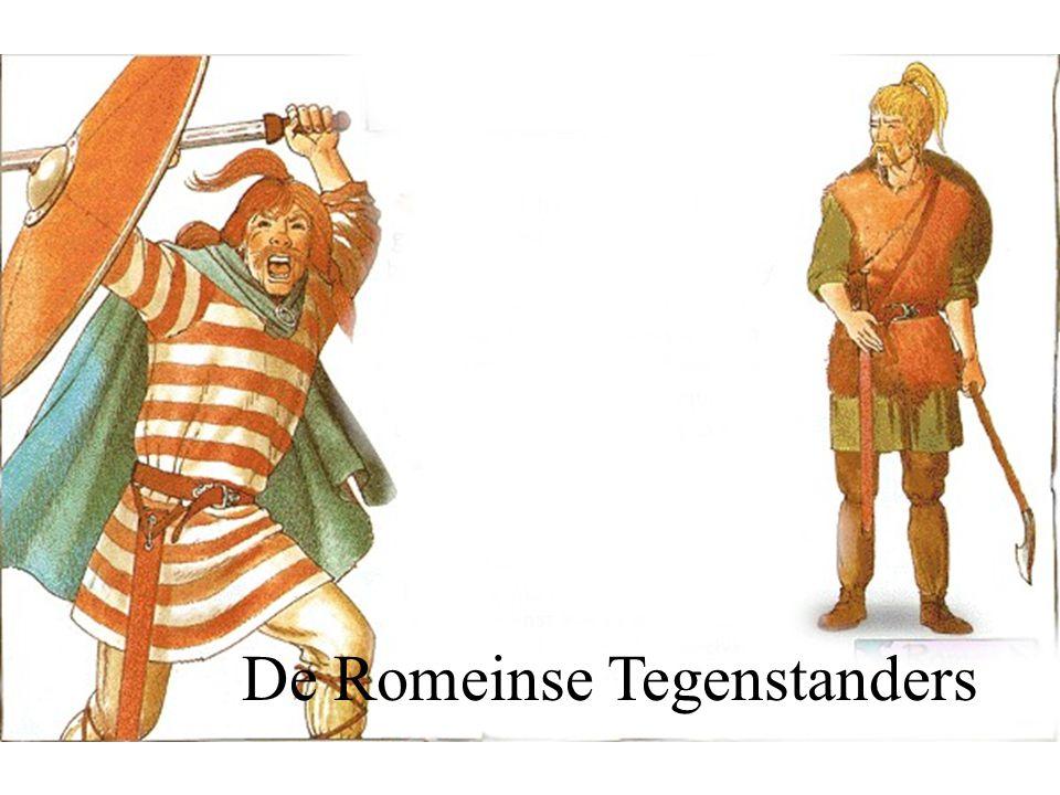 Leger andere volken De Romeinse Tegenstanders