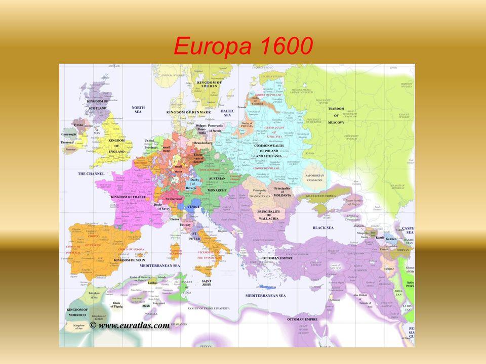 Europa 1600