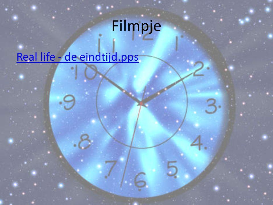 Tot aan die dag (665) Ooit komt er een dag dat de hemel openbreekt en de doden zullen opstaan.