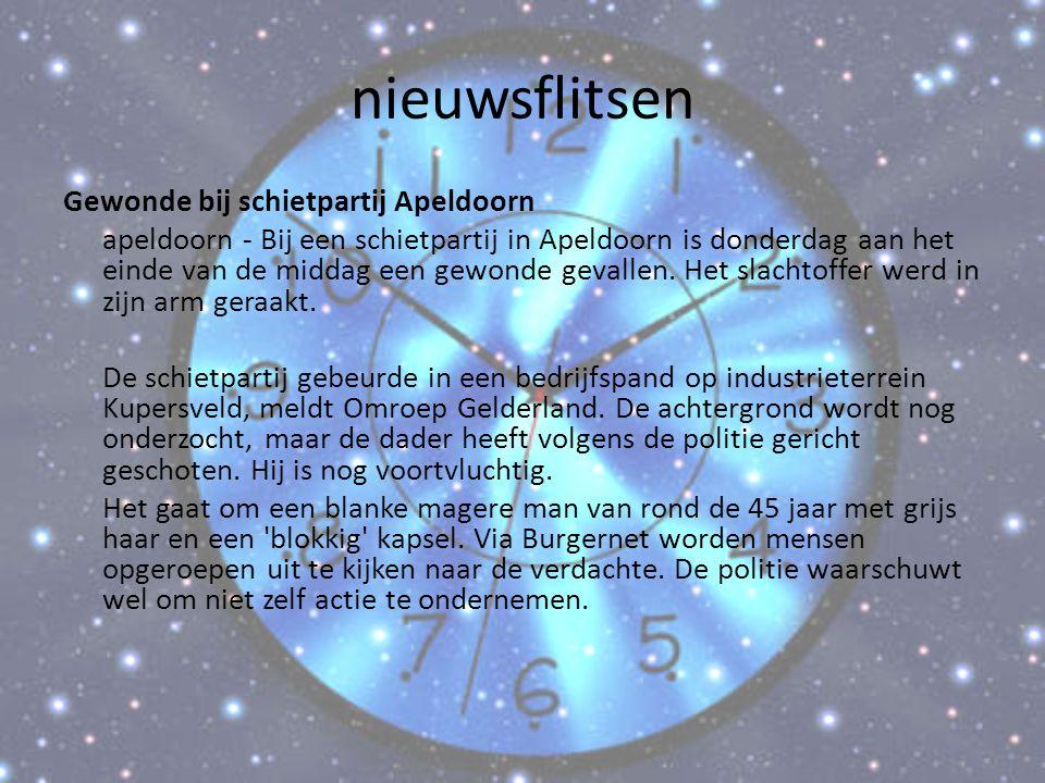 nieuwsflitsen Dode (69) in woning Amsterdam, verdachte vast AMSTERDAM - De politie heeft woensdag In een woning aan de Planciusstraat in Amsterdam het lijk van een 69-jarige vrouw aangetroffen.