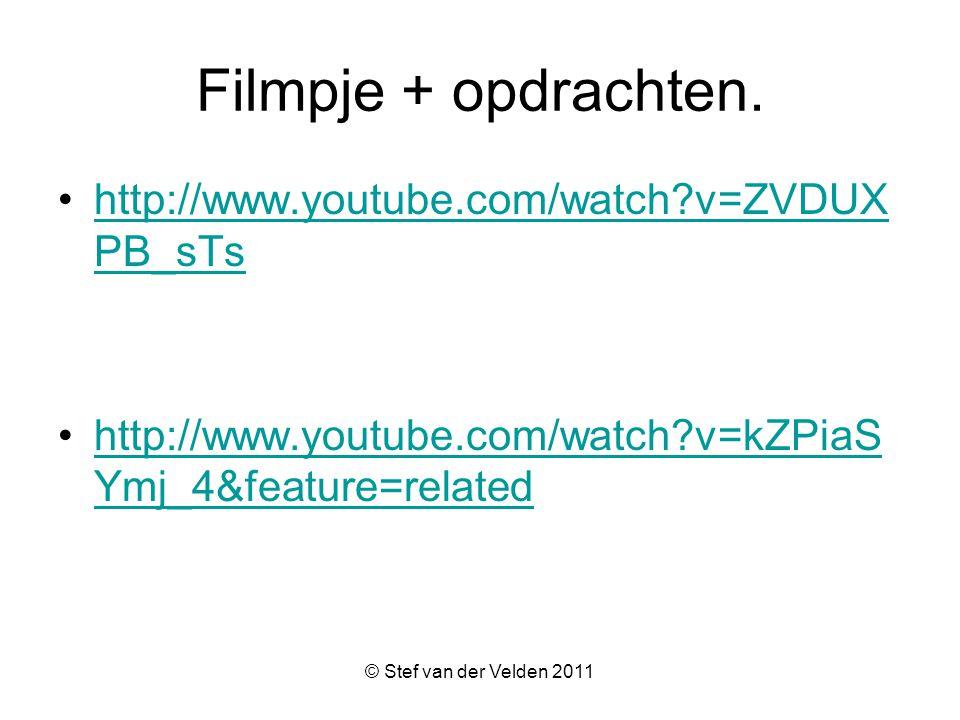© Stef van der Velden 2011 Slachtoffers Wo1