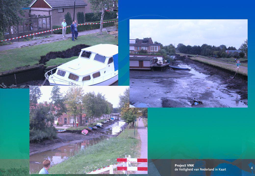 25 Overstromingsrisicobenadering: Kansen kunstwerk