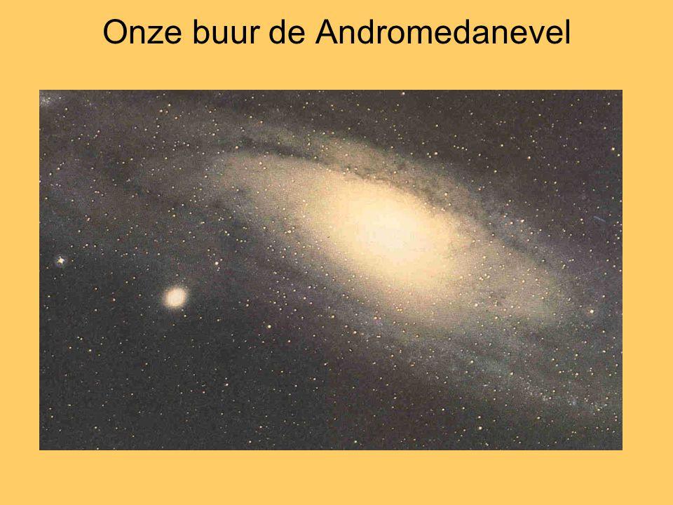 Onze buur de Andromedanevel