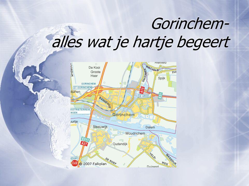 Gorinchem- alles wat je hartje begeert