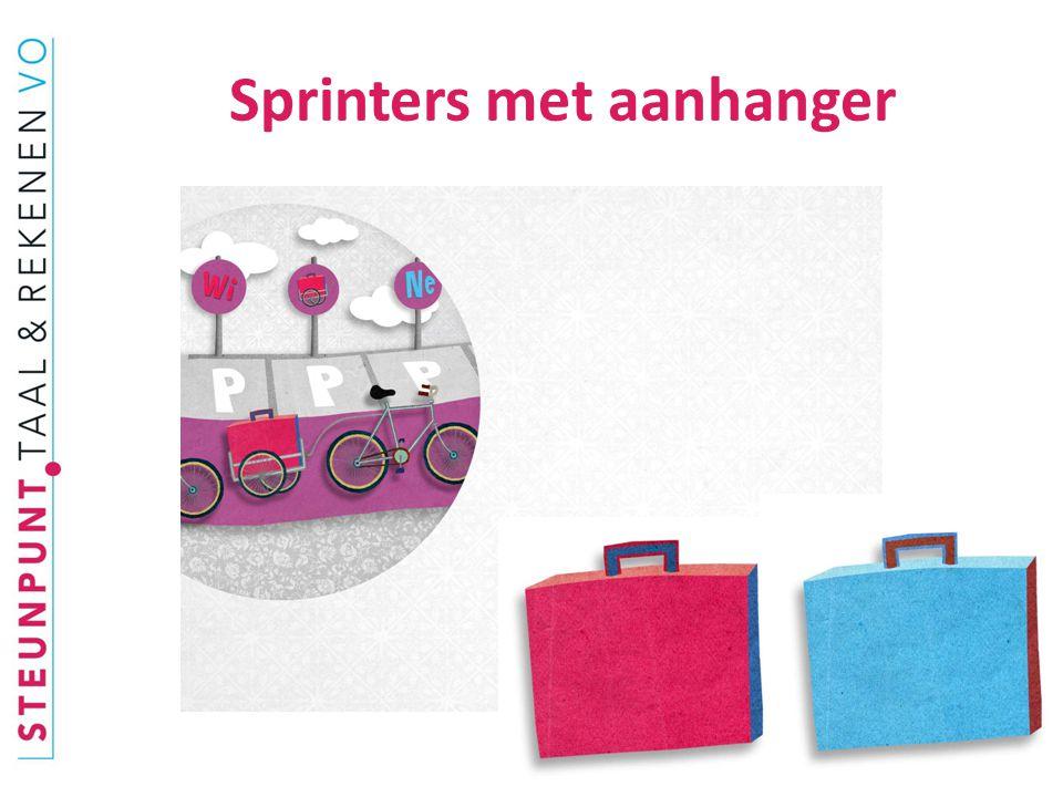 Sprinters met aanhanger