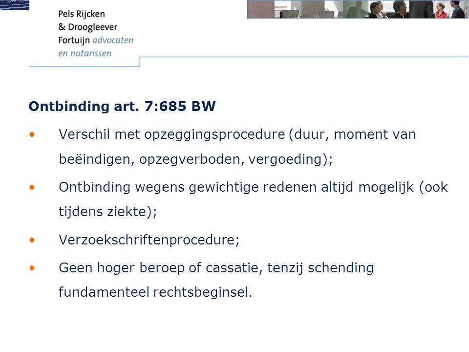 Wet Melding Collectief Ontslag (WMCO) - toepasselijkheid WMCO: 'doen eindigen' = 'opzeggen'.