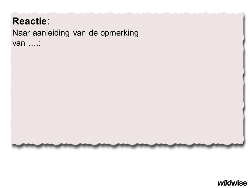 Door J.van Dam op 19:08 02-03-2009: - ik pleit er voor om te noemen dat deze adviescie de vroegere welstand of schoonheidscie is.