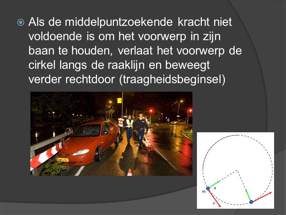 CERN  Protonen onder Genève Cirkelomtrek 27 km Diepte 100 m Middelpuntzoekende kracht = Lorentzkracht