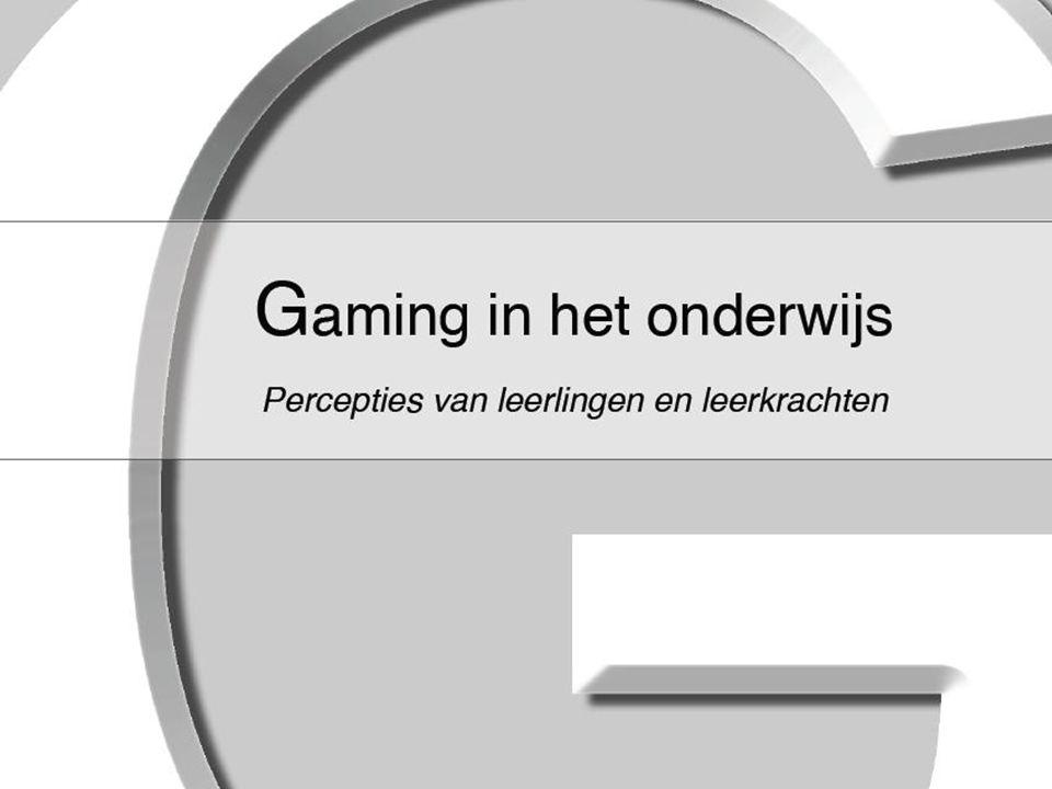 Redenen om niet te kiezen voor Gaming in de klas, volgens leerlingen