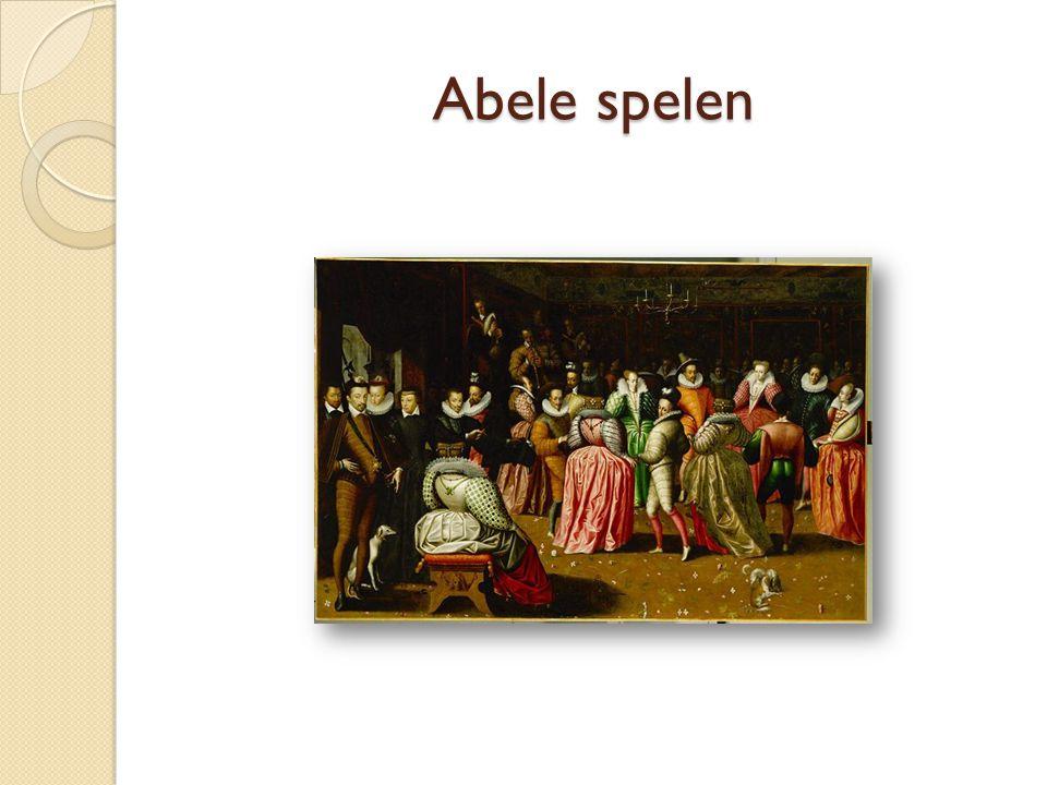 Abele spelen