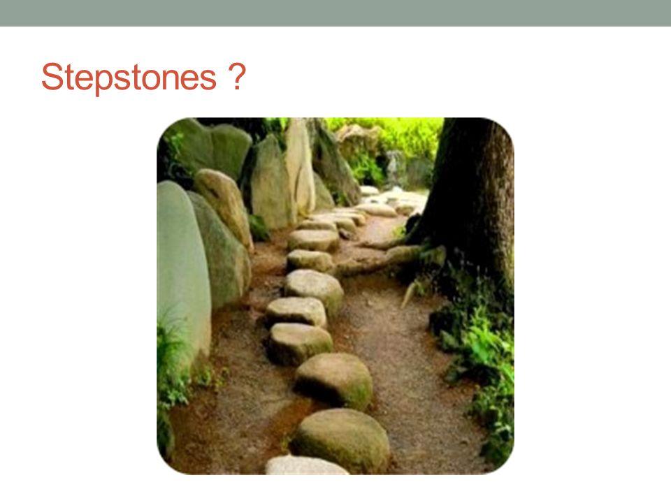 Stepstones ?