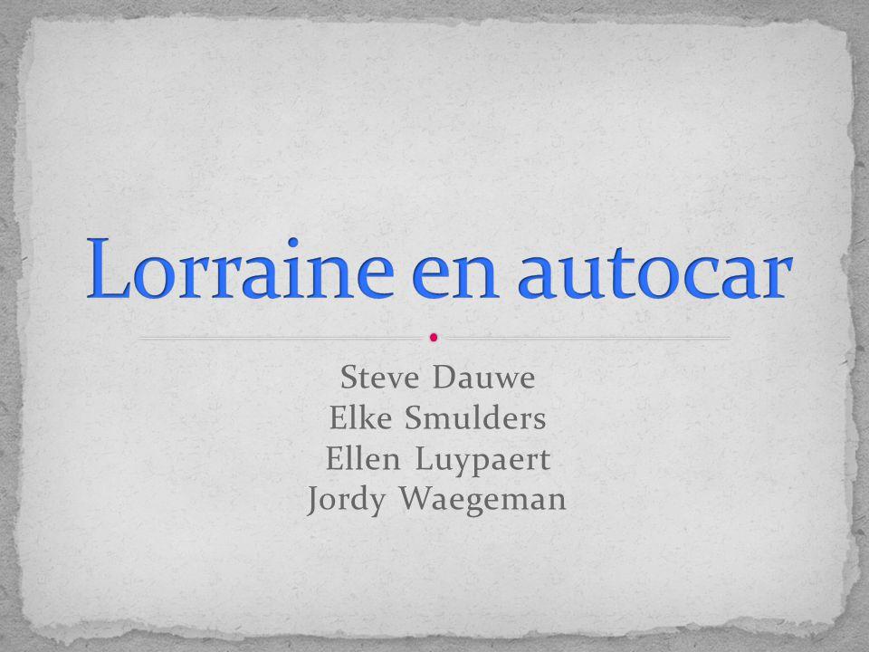 Steve Dauwe Elke Smulders Ellen Luypaert Jordy Waegeman