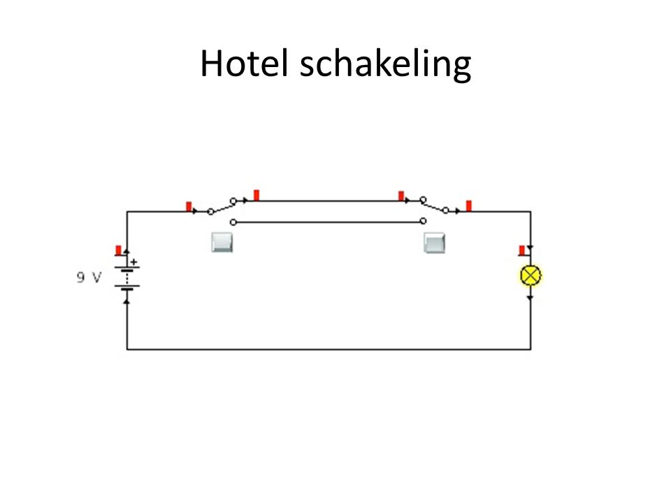 Parallel schakeling