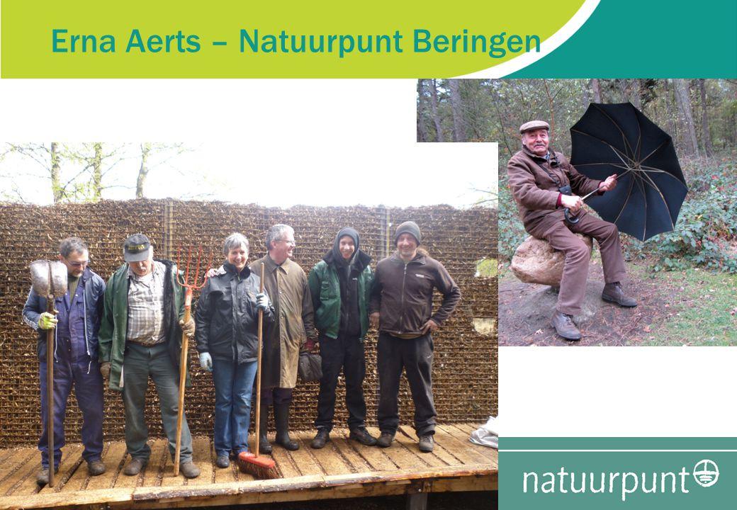 Erna Aerts – Natuurpunt Beringen