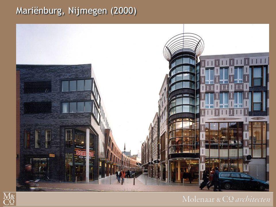 Mariënburg, Nijmegen (2000)