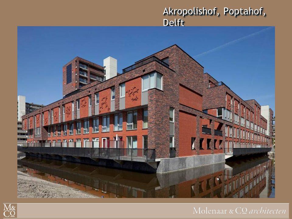 Akropolishof, Poptahof, Delft