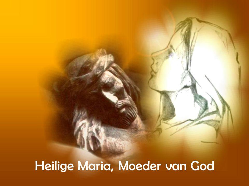 Heilige Maria, Moeder van God