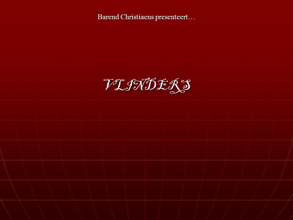 Barend Christiaens presenteert… VLINDERS