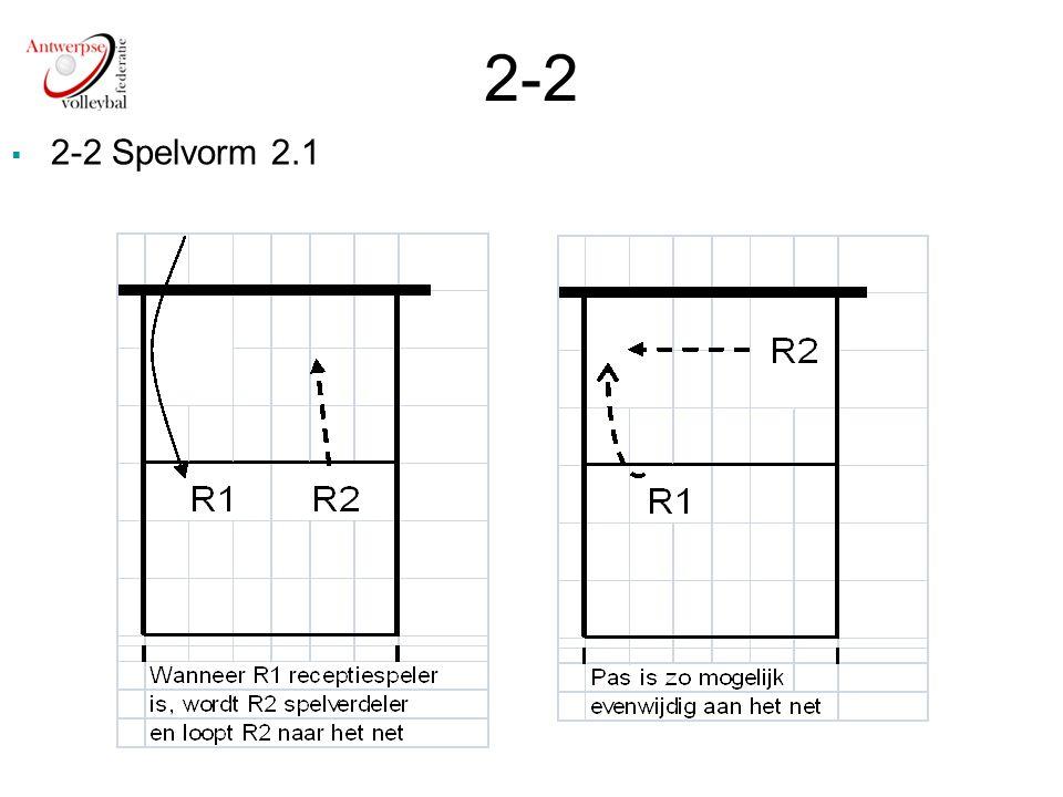 2-2  2-2 Spelvorm 2.1