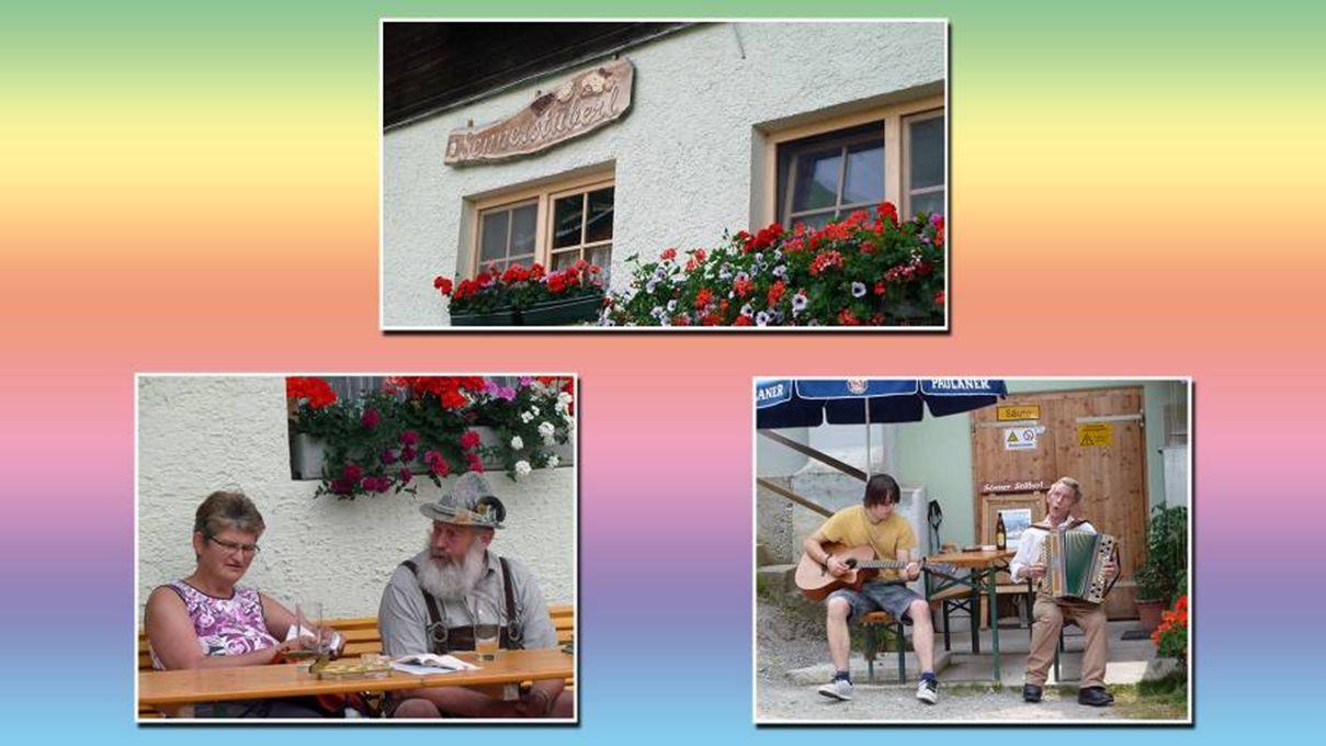 Het mooie dorp Fallerschein is de grootste in zijn soort in Tirol. Met meer dan 40 blokhutten ligt dit romantisch bergdorp in een unieke omgeving met