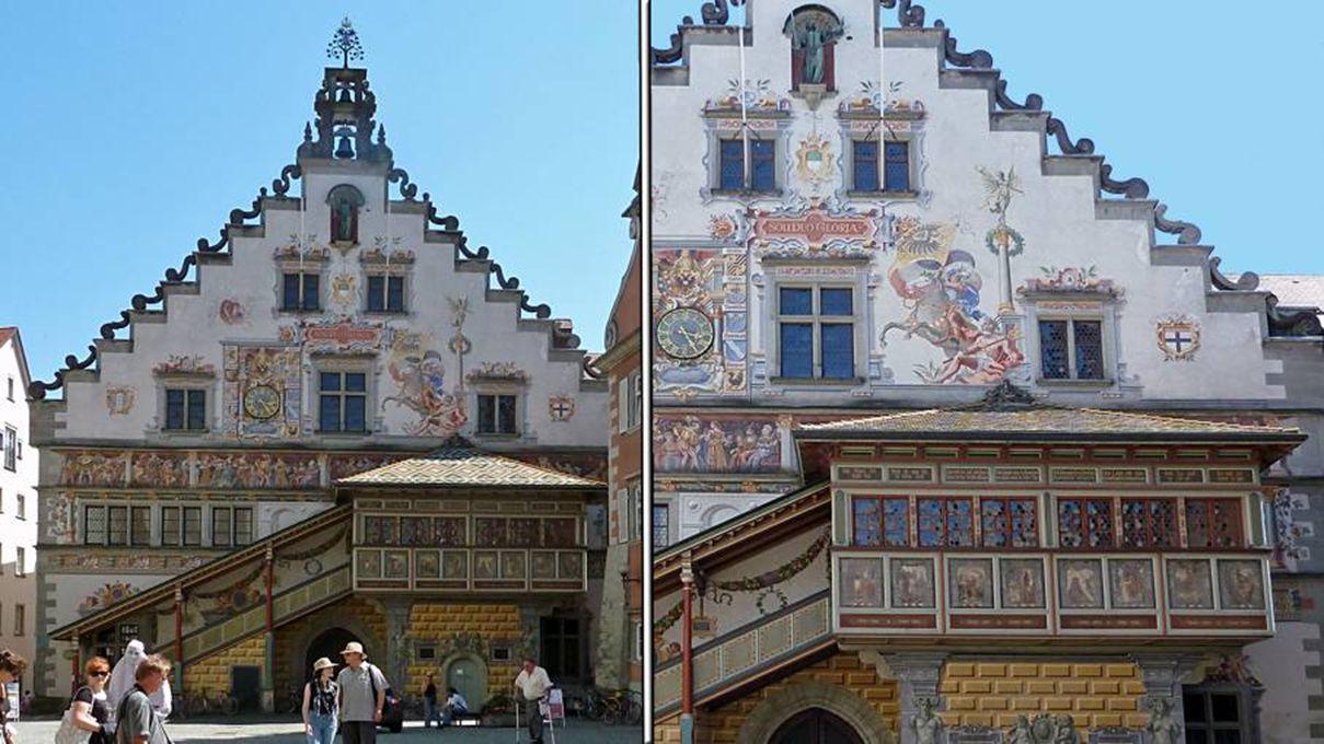 het oude raadhuis is uit het begin van de 15 e eeuw