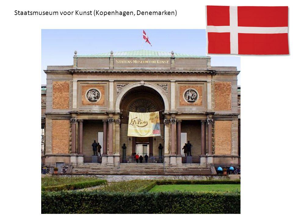 Staatsmuseum voor Kunst (Kopenhagen, Denemarken)