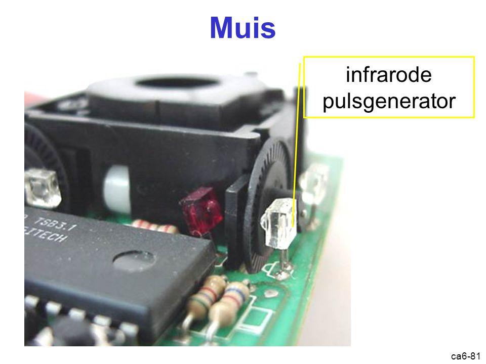 ca6-81 Muis infrarode pulsgenerator